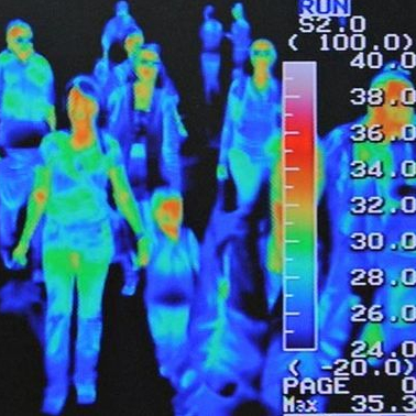Thermal COVID Scan